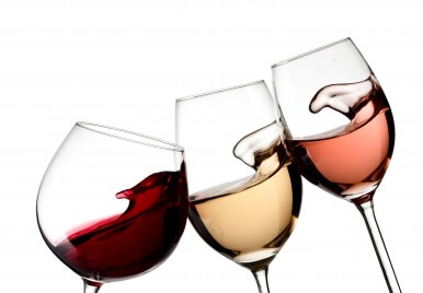 Os tipos de vinhos