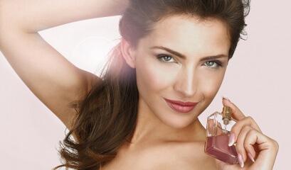 O perfume para a sua personalidade
