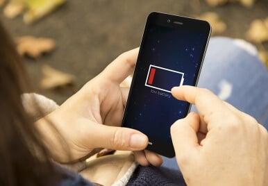 Como economizar bateria do smartphone