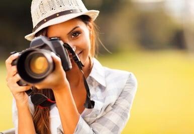 Tudo sobre os tipos de câmeras