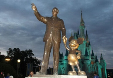 TOP 20 curiosidades sobre a Disney