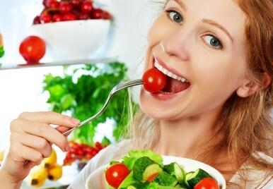 Dicas para se alimentar de forma saudável