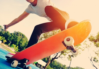 Saiba como montar seu skate