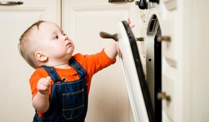 Dicas de segurança em casa para crianças