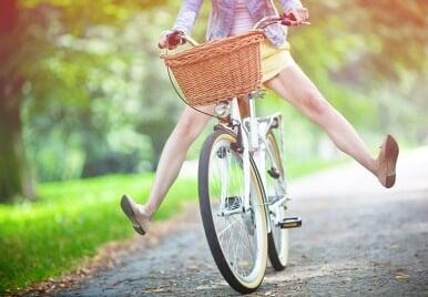 Conheça os tipos de bicicletas