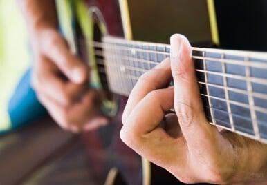 A origem do violão