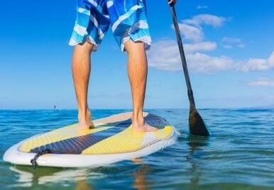 Conheça a história do Stand Up Paddle