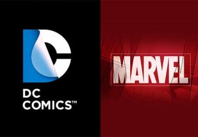 A Era dos Heróis: DC e Marvel