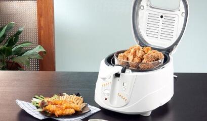 Fritadeira elétrica: a revolução na cozinha