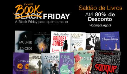 Book Friday: você não vai querer perder!