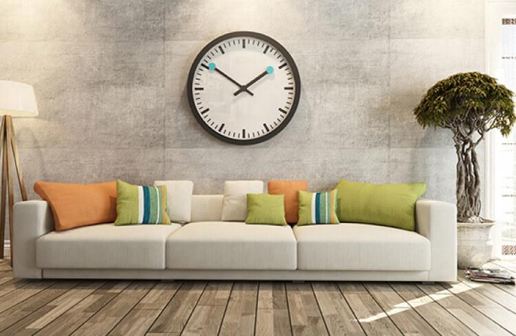 Dicas de relógios diferentes para decorar a casa