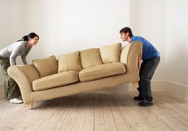 Dicas para escolher o sofá da sua casa