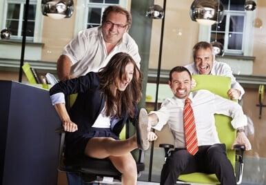 Conheça os escritórios mais incríveis do mundo
