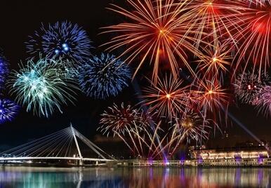 Ano Novo 2016: dicas de onde passar a virada