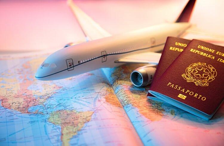 Planeje-se e boa viagem!