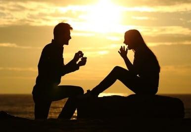 Pedido de casamento: ideias criativas e originais