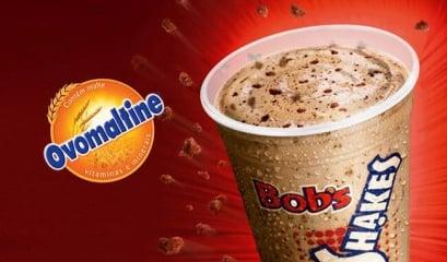 O fim de uma era! Milk-shake de Ovomaltine do Bob's agora pertence ao McDonald's!