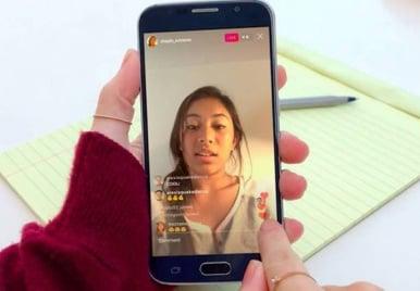 Novidade chega no Brasil: Agora é possível gravar um vídeo ao vivo no Instagram