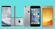 Top 5 smartphones com cupom de desconto