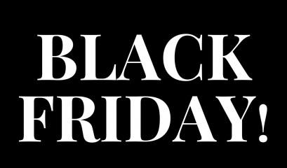 Dicas para a Black Friday!