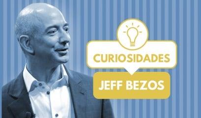 Curiosidades sobre Jeff Bezos