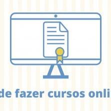 5 sites para fazer cursos online